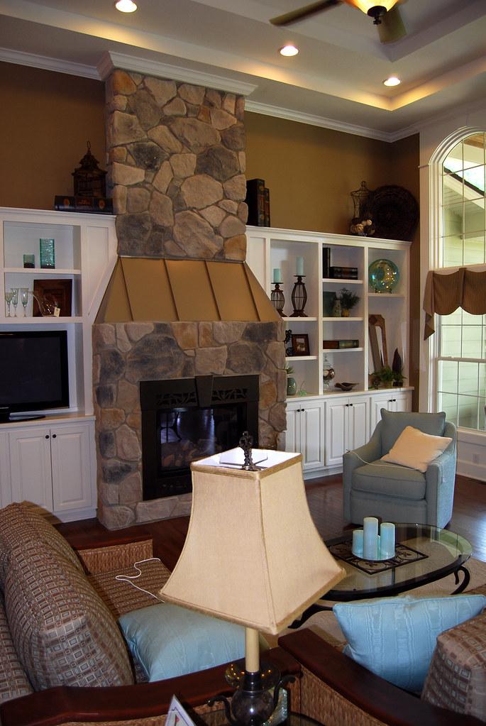 Dream Home Family Room