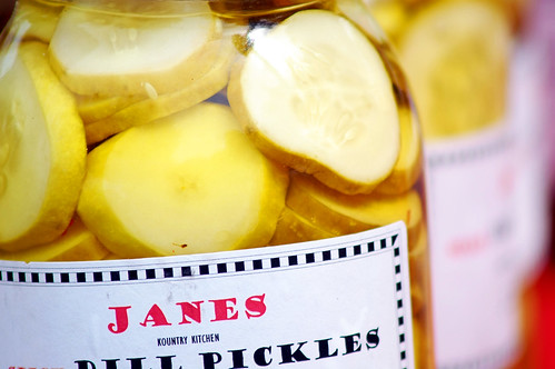 Janes Dill Pickles