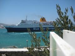 superferry II, blue star ferries IMG_3418