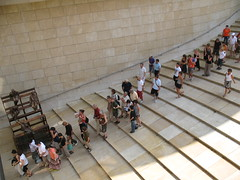 Colas en el Guggenheim