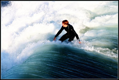 ~ Surfin' USA ~ (Robert M. Hoge (AKA - Lasre)) Tags: california water huntingtonbeach soe surfin mywinners anawesomeshot roberthoge robertmhoge