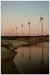 modern windmill (onuryuksel) Tags: windmill bozcaada