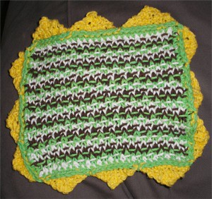 sunflower cloth