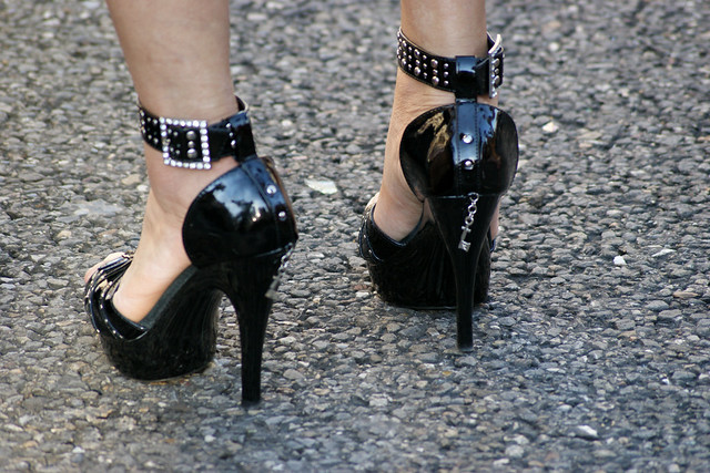 sexy shoes streetparade heels heel 2008 schuhe damenschuhe