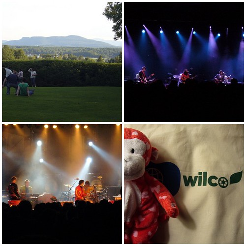 Wilco @ Tanglewood 8/12/2008