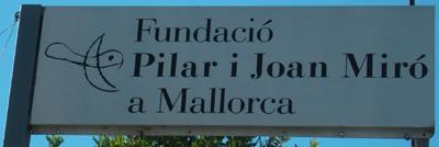 Mini guida turistica: Palma di Mallorca -> Fundaciò Pilar i Joan Mirò - Vi...