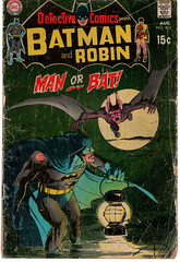 Batman and Robin 402 (Todd Wilson) Tags: comics batman dccomics batmanandrobin manbat detectivecomics