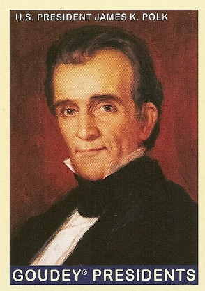James K. Polk by you.