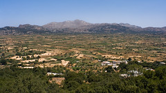 Lasithi Plateau (macropoulos) Tags: geotagged plateau widescreen greece crete gettyimages lasithi lassithi 250v10f abigfave canoneos400d 16by9widescreen vivitar20mmf38 geo:lat=35163486 geo:lon=25445151 gettyimages:date_added=pre20110607
