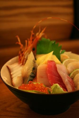 Sushi House: BuHi
