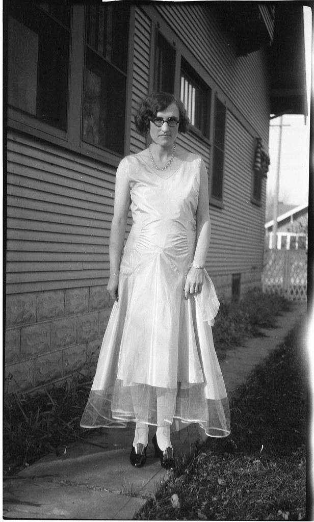 1920s Dorothy Harding Spencer