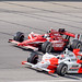 Scott Dixon and Ryan Briscoe-Turn 4