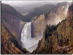 Grand Canyon Of Yellowstone (MikeJonesPhoto) Tags: nature landscape photographer scenic professional yellowstone wyoming wy 6131 potofgold 5776 mikejonesphoto impressedbeauty smithsouthwestern goldstaraward wwwmikejonesphotocom vosplusbellesphotos artisticsouls