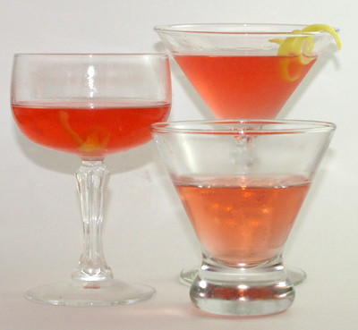 Plain Fancy, and Improved Gin Cocktails