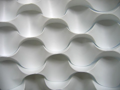 curved undertones (polyscene) Tags: shadow sculpture white art geometric plane paper design 3d origami pattern bass low craft surface relief polly folded fold curve curved poly bas score crease tessellation surfaces robo basrelief curvature verity threedimensional polypropylene onesheet lowrelief bassrelief nocuts developable polyscene pollyverity developablesurface curvedfold 3dpattern foldedcurves 3dsurface 3dtilepattern 3dfoldedpattern 3dlowreliefpattern foldedpattern foldedtessellation sculpturalsurfaces