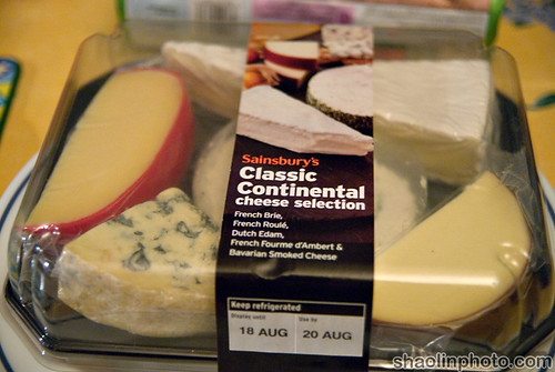 Continental Selection Cheese