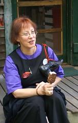 Mary Virginia (Carl Friedman) Tags: pinewoods