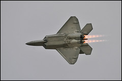 F22 Raptor (black_z) Tags: force aviation air nation raptor f22 base nellis f22raptor aviationnation nellisairforcebase
