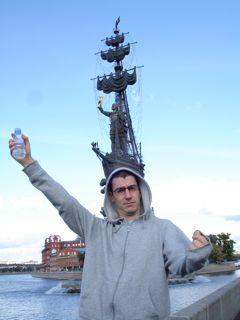 Shlomo in Moscow