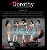 *katat0nik* (bloody) Dorothy Dress