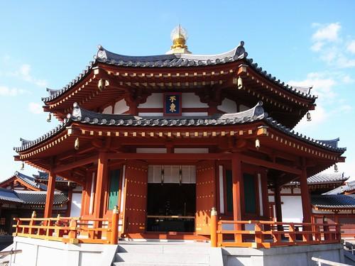 薬師寺(玄奘三蔵院伽藍)-03