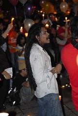 RPK Candle Light Vigil (Asha Harker) Tags: sunday malaysia pj pkr candlelightvigil noisa rajapetra