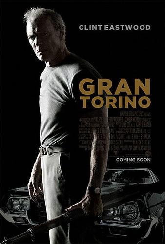 Póster y trailer de 'Gran Torino', el regreso de Eastwood a la interpretación