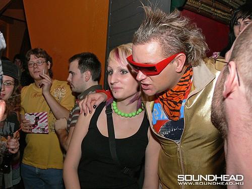 John B @ Club Diesel, Budapest Oct 2008