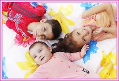 Taha (Srosh) Tags: cute kids children colours joy innocent smiles naturallight siblings together colourful pakistanikids