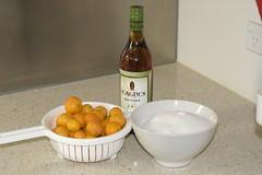 Cumquat Liqueur Ingredients