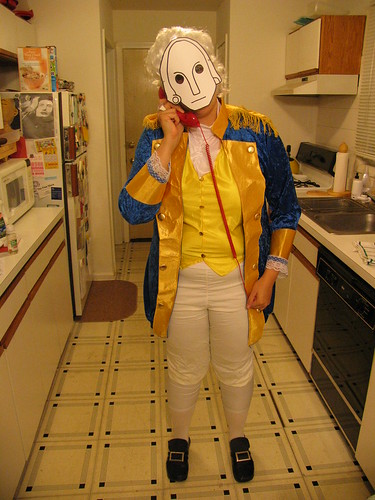 Halloween 2008 Costume