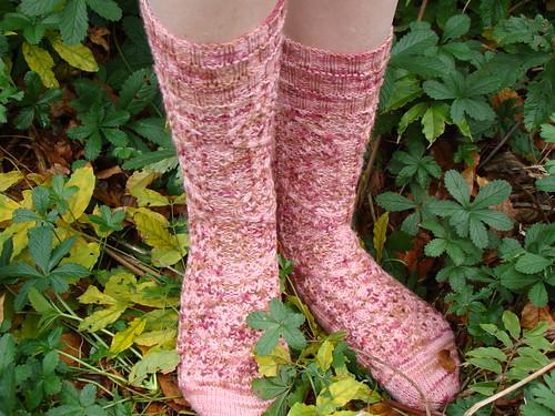 Socktober TTL Mystery socks