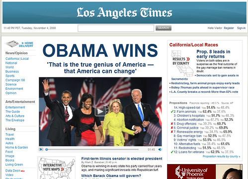 Los Angeles Times II -