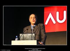 Autodesk University China and Autodesk CEO Carl Bass