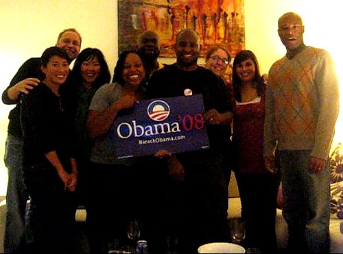 Barack Obama Election Party!