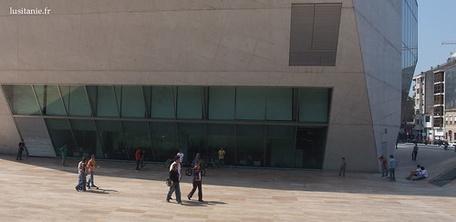 Another aspect of the Casa da Musica