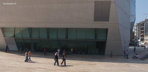 Outra aspecto da Casa da Musica