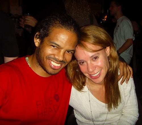Bill Cammack & Dina Kaplan