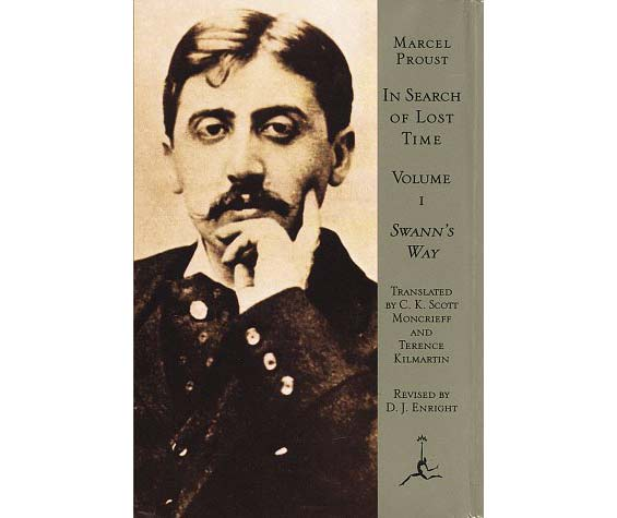REMEMBRANCE OF THINGS PAST (In Search of Lost Time) [1931] Marcel Proust Image