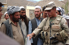 Obama presenterade strategi for afghanistan
