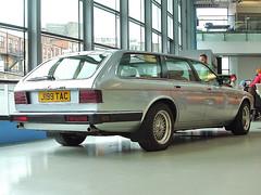 24419 2006 (uk_senator) Tags: station museum wagon estate shooting brake jaguar daimler xj6 xj40 jdht uksenator