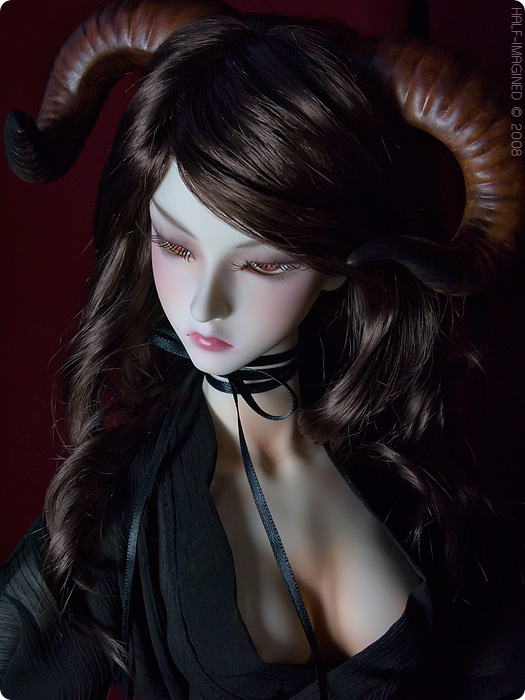 Portrait of a Succubus (1 of 5)