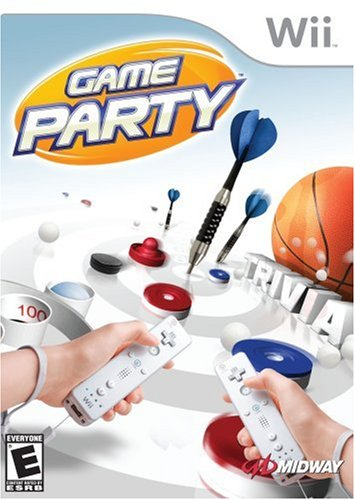 Top 5 Wii Family Games for Thanksgiving 2008