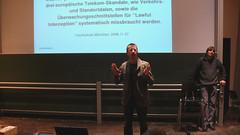 Datenspeicherung - Sicherheitsgewinn oder gläserner Bürger? - 27.11.2008 - München