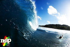 JTG_6587 (NorthShoreSurfPhotos.com) Tags: ocean girl hawaii oahu surfer tube wave surfing northshore pipeline backdoor bodyboard offthewall bodyboarder tajburrow