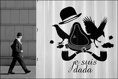 Torino 0131 (malko59) Tags: street urban blackandwhite hat torino dada turin biancoenero cappello italians bwemotions diecicento malko59 marcopetrino