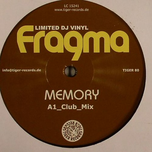 Fragma - Memory