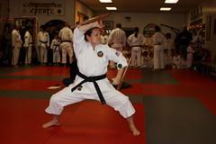 martialarts karate blackbelt aok mrsmiller tonfa shuriryu academyofokinawankarate