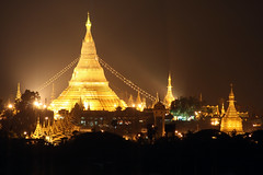 Shwedagon Zedi Daw.