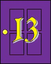 what's behind door number 13?